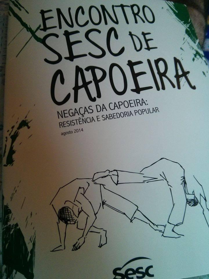 Encontro SESC de Capoeira